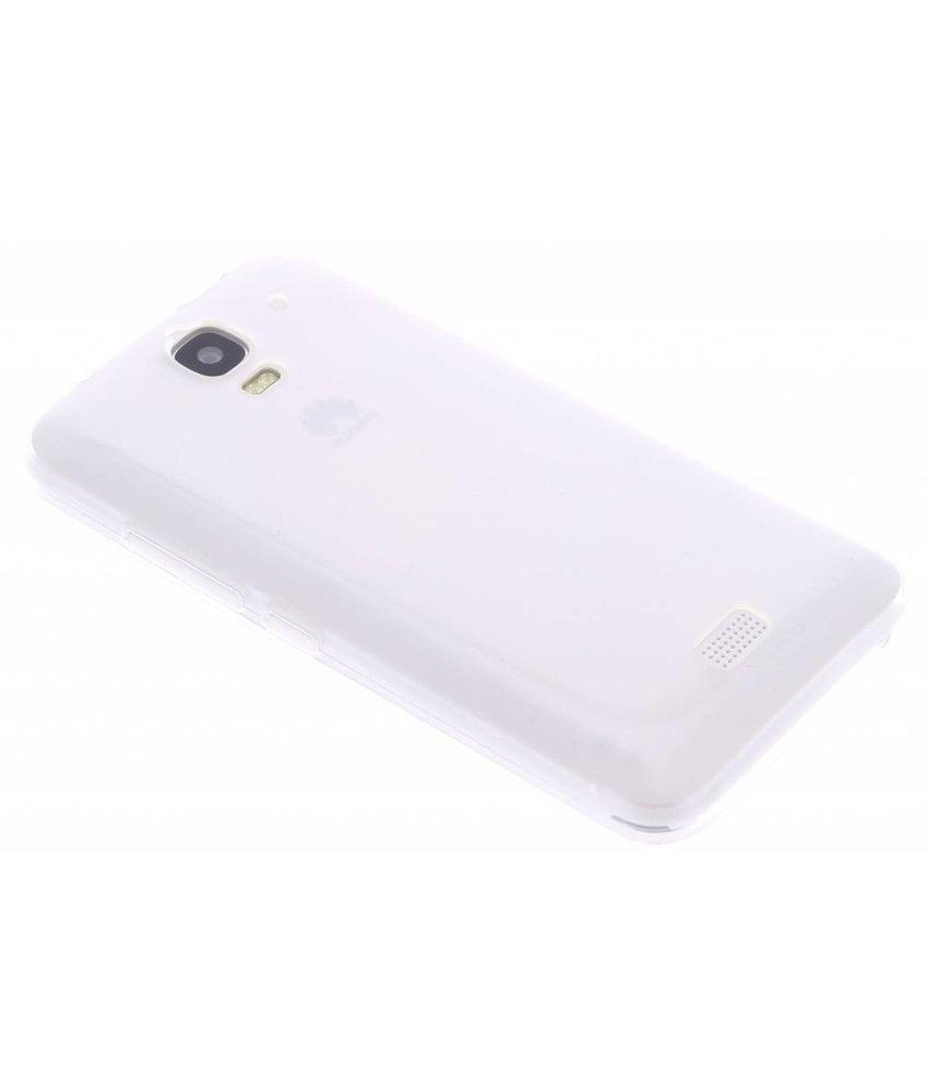 Ultra thin transparant TPU hoesje Huawei Y360