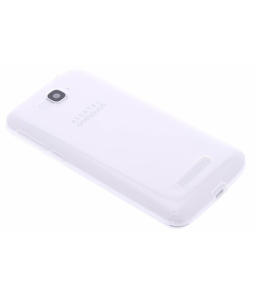 Ultra thin transparant TPU Alcatel One Touch Pop C7