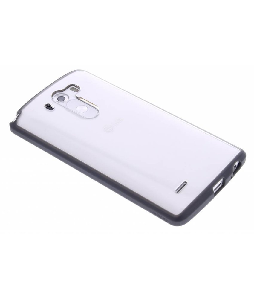 Spigen Ultra Hybrid Case LG G3 - Gunmetal