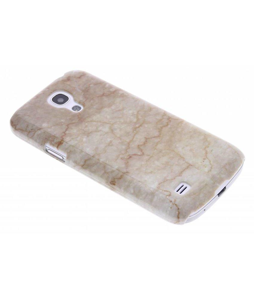 Marmer hardcase hoesje Samsung Galaxy S4 Mini
