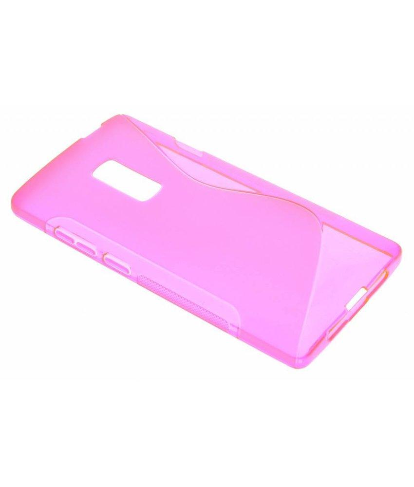 Rosé S-line TPU hoesje OnePlus 2