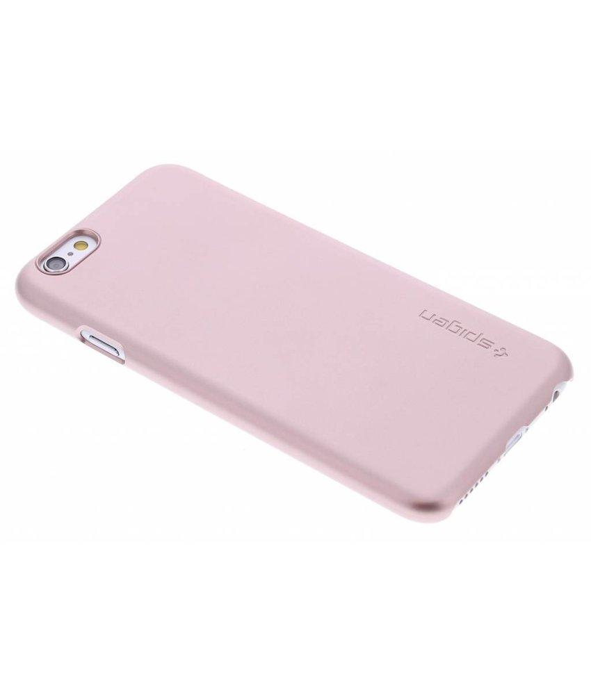 Spigen Thin Fit Hardcase iPhone 6 / 6s - Rose Gold