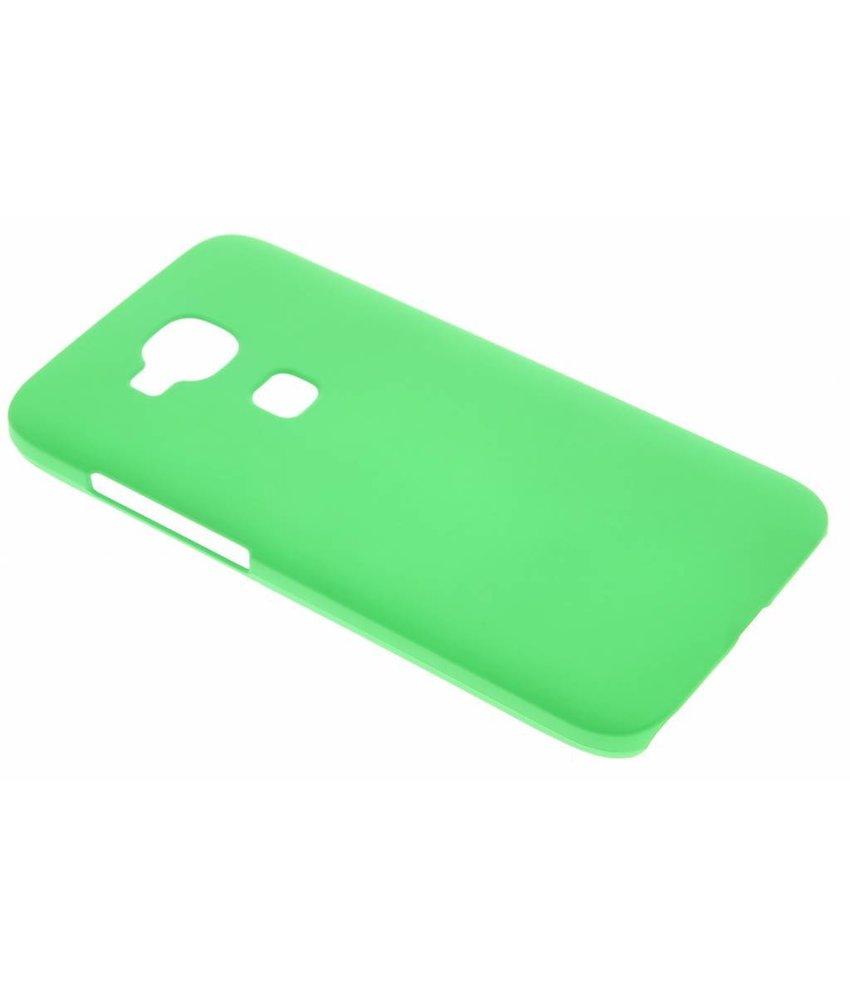 Groen effen hardcase hoesje Huawei G8