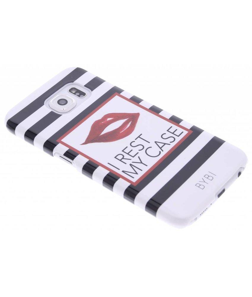 ByBi I rest my case hardcase Samsung Galaxy S6
