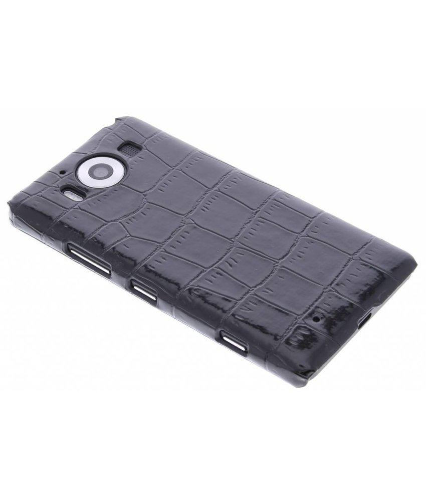 Krokodil design hardcase hoesje Microsoft Lumia 950
