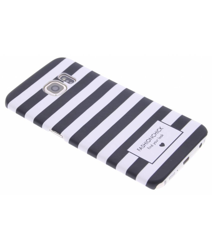 Fashionchick Stripes hardcase Galaxy S6 Edge