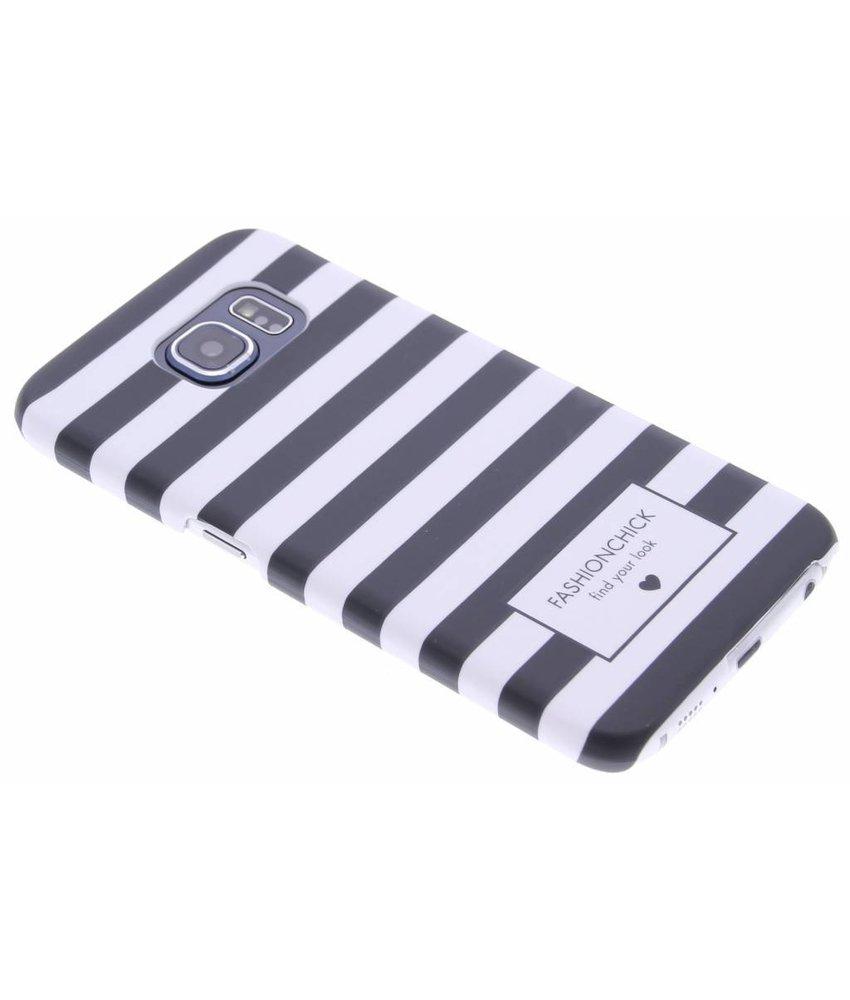 Fashionchick Stripes hardcase Samsung Galaxy S6