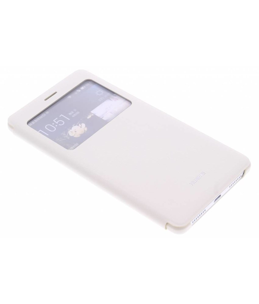 Huawei View Cover Huawei Mate S - White