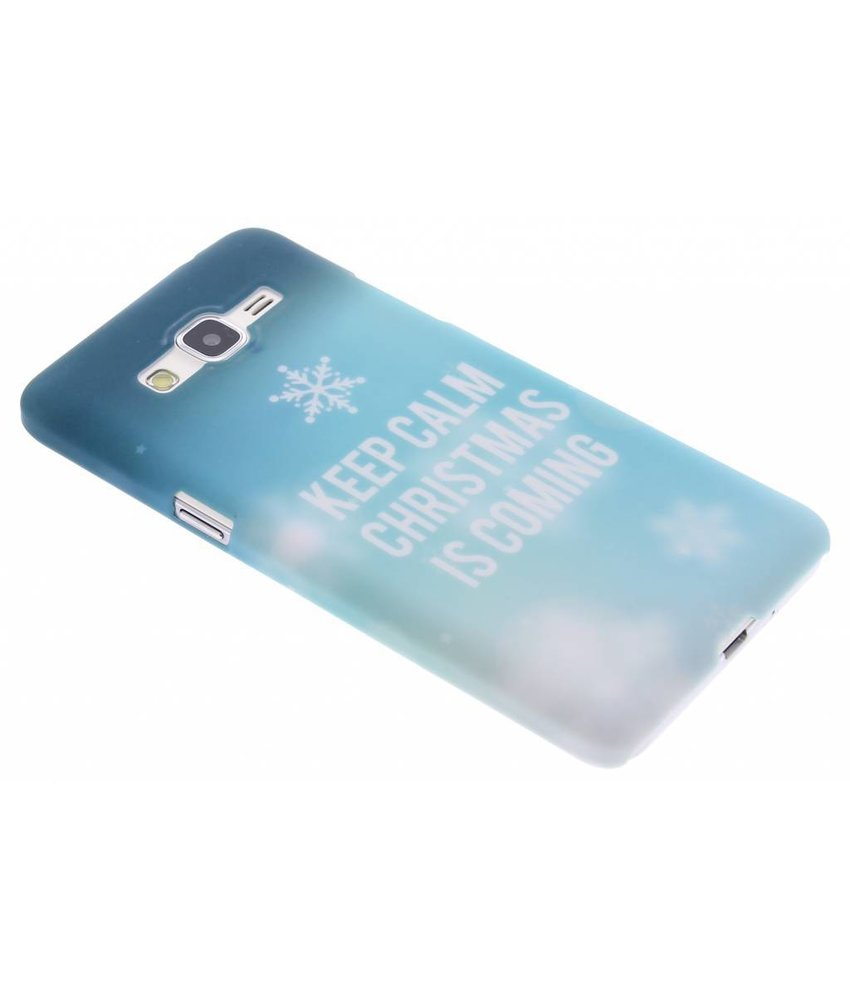 Keep Calm Christmas design hardcase Galaxy Grand Prime