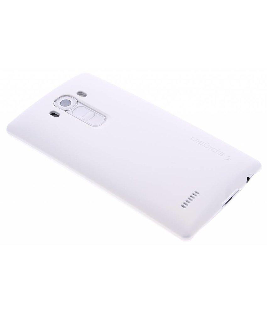 Spigen Thin Fit Hardcase LG G4 - Shimmery White