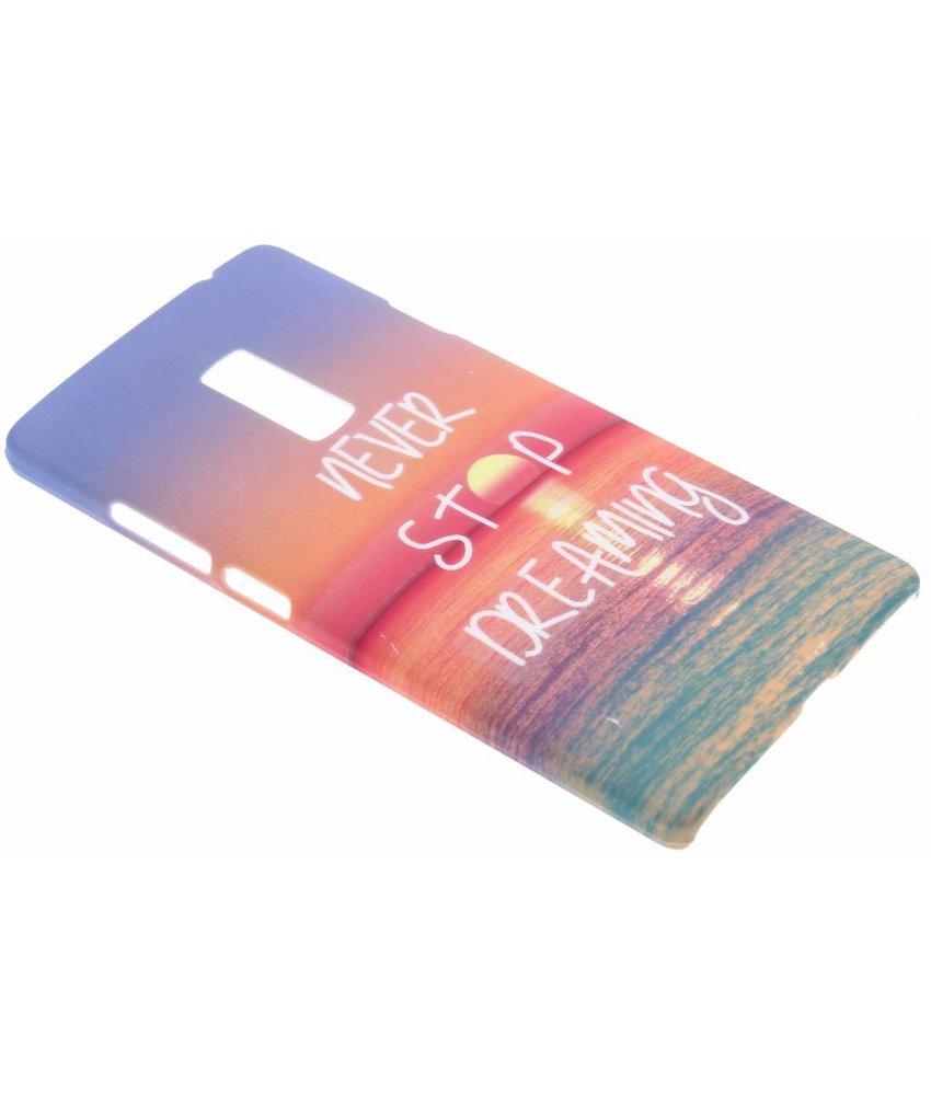 Design hardcase hoesje OnePlus 2