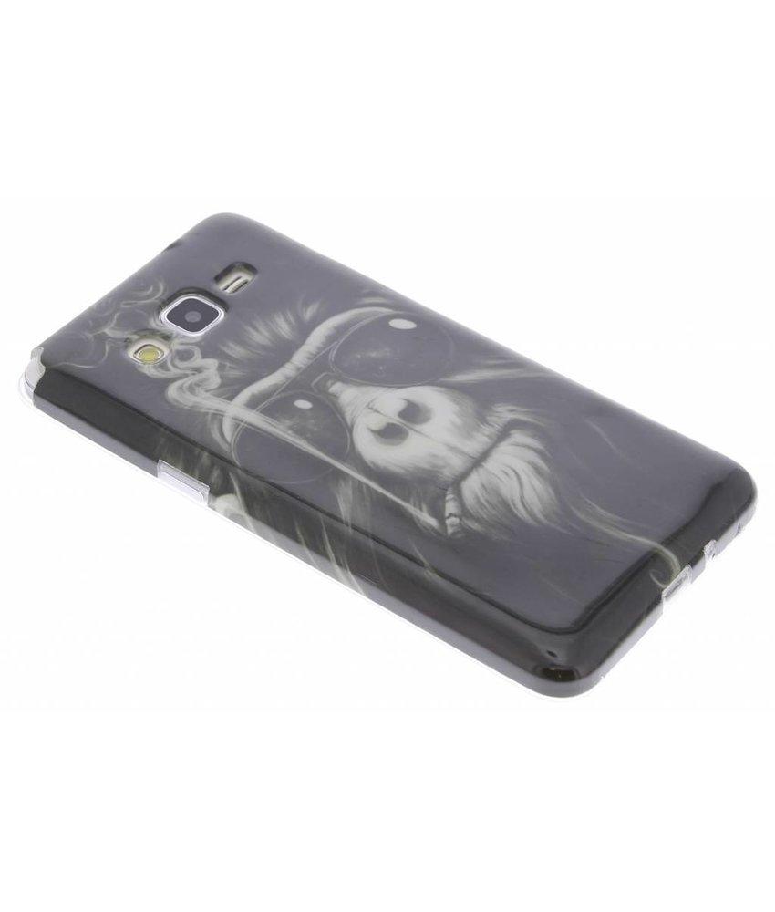 Design TPU siliconen hoesje Samsung Galaxy Grand Prime