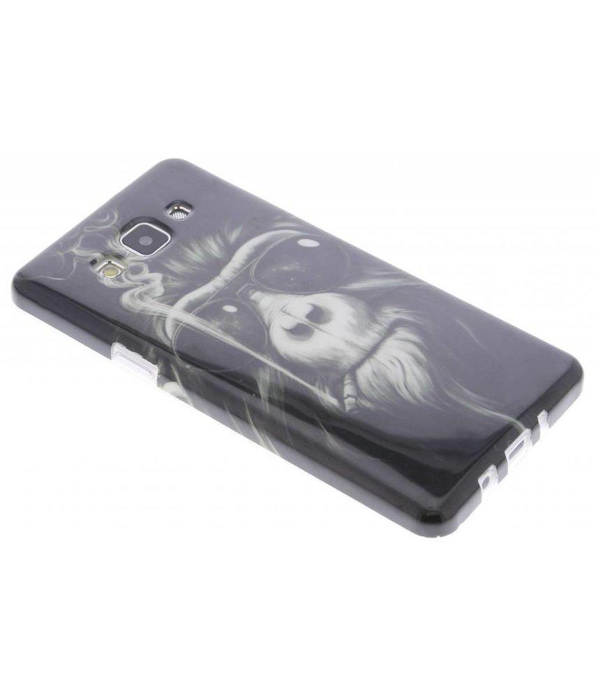 Design TPU siliconen hoesje Samsung Galaxy A5