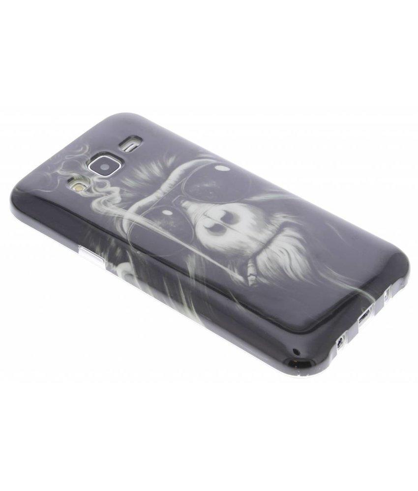 Design TPU siliconen hoesje Samsung Galaxy J5