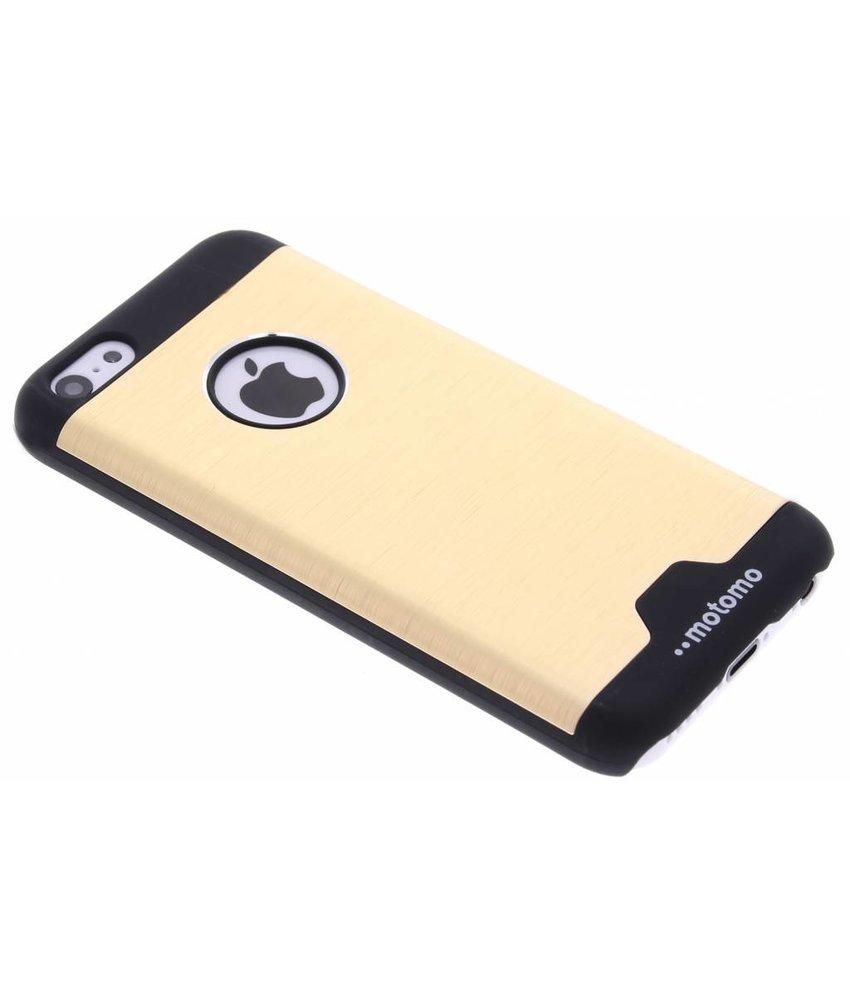 Brushed aluminium hardcase iPhone 5c