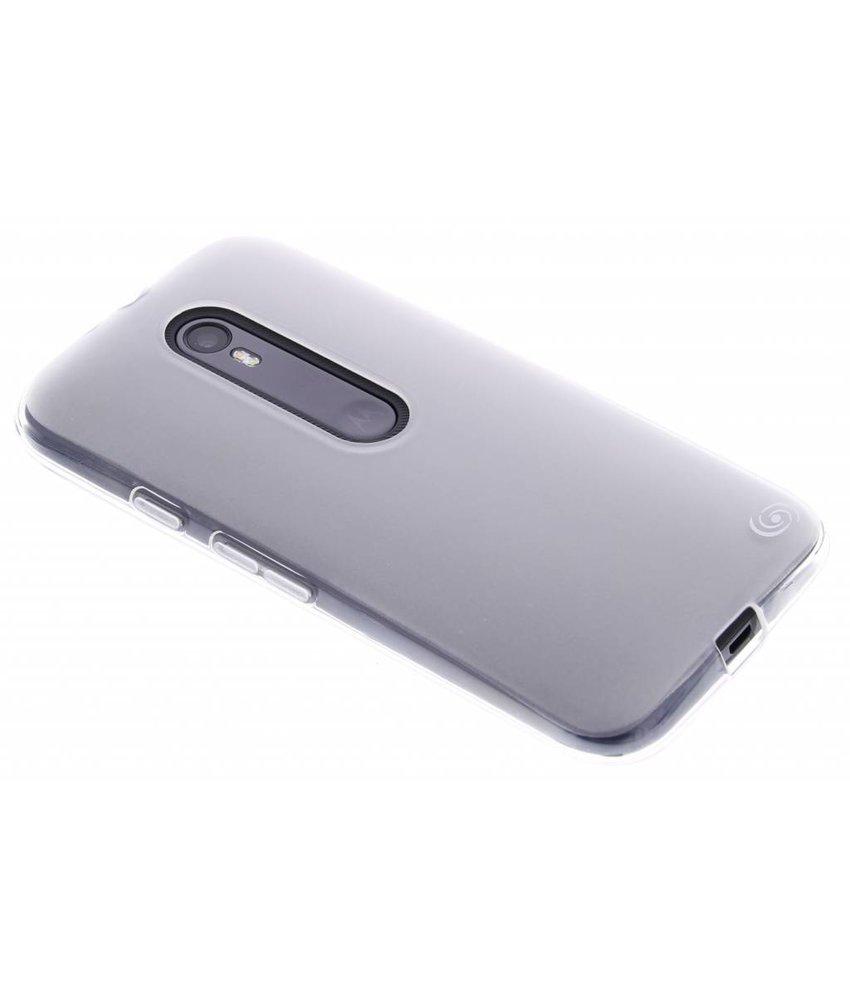 Fonex Pixel TPU Case Motorola Moto G 3rd Gen 2015