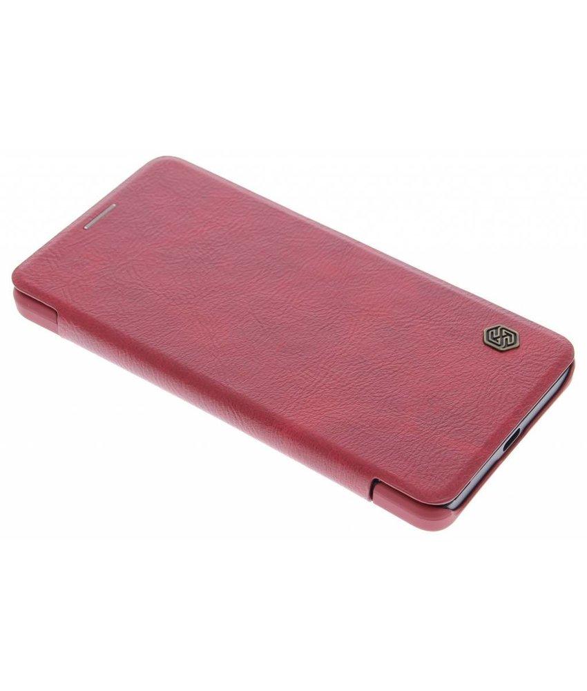 Nillkin Qin Leather slim booktype Microsoft Lumia 950