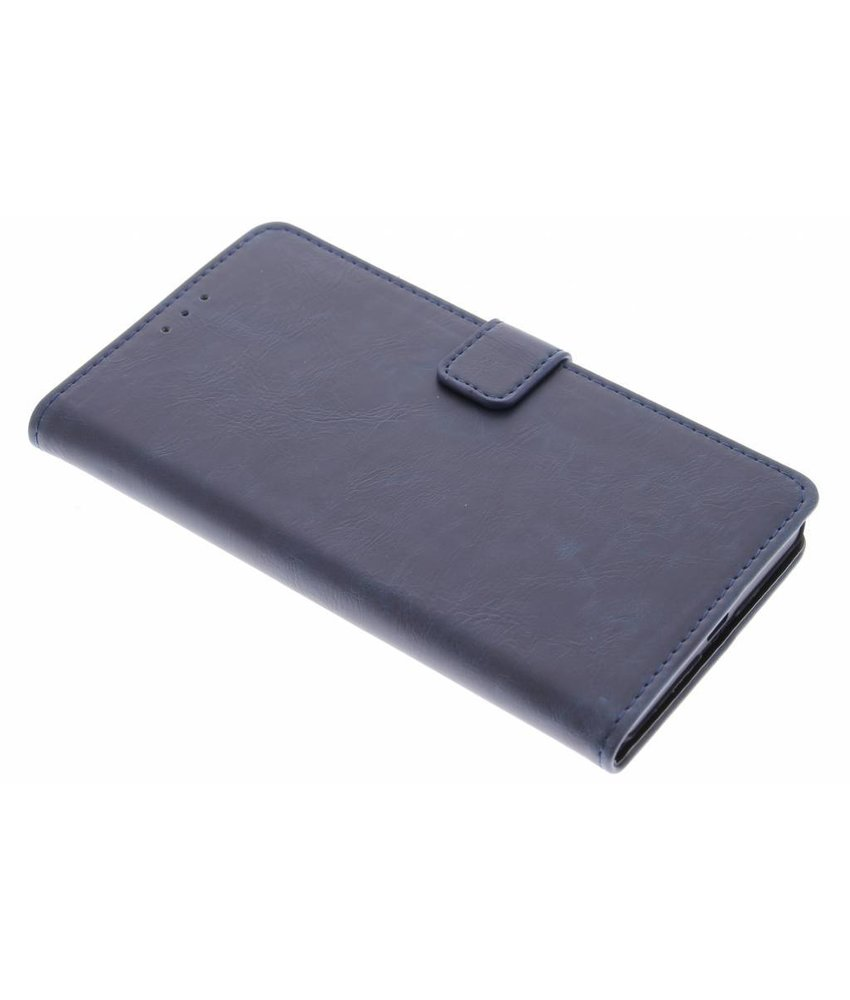 Luxe leder booktype hoes Microsoft Lumia 950 XL