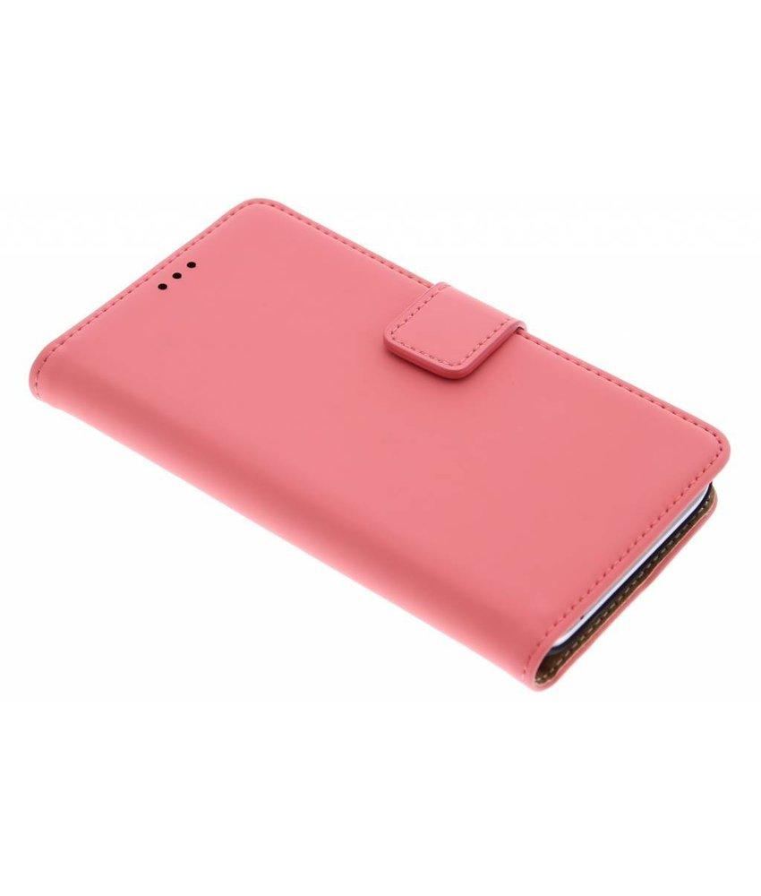 Mobiparts Premium Wallet Case Huawei Y5 - Peach Pink