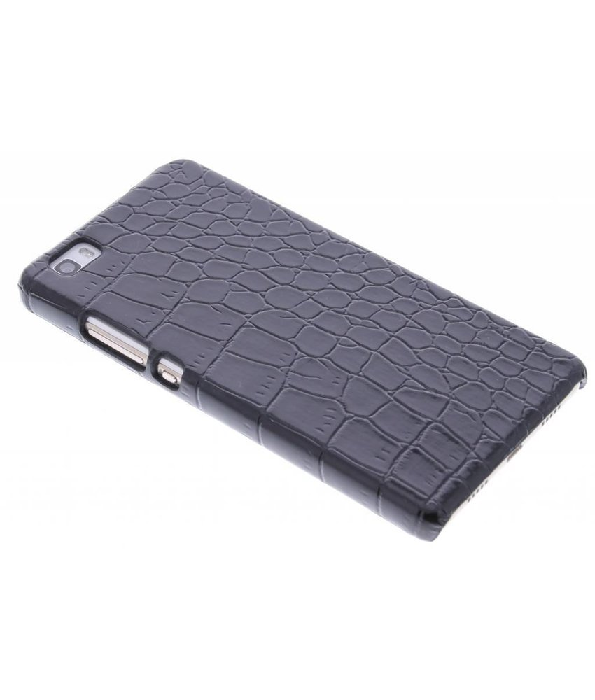 Krokodil design hardcase hoesje Huawei P8 Lite