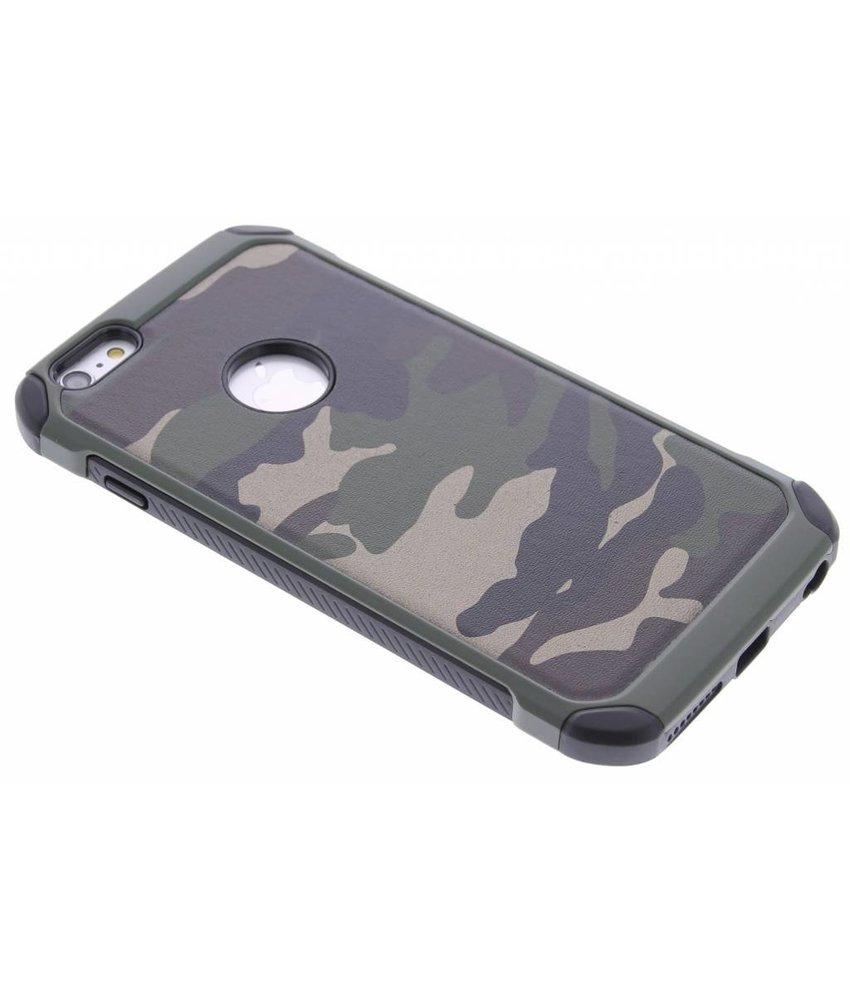 Army defender hardcase hoesje iPhone 6(s) Plus