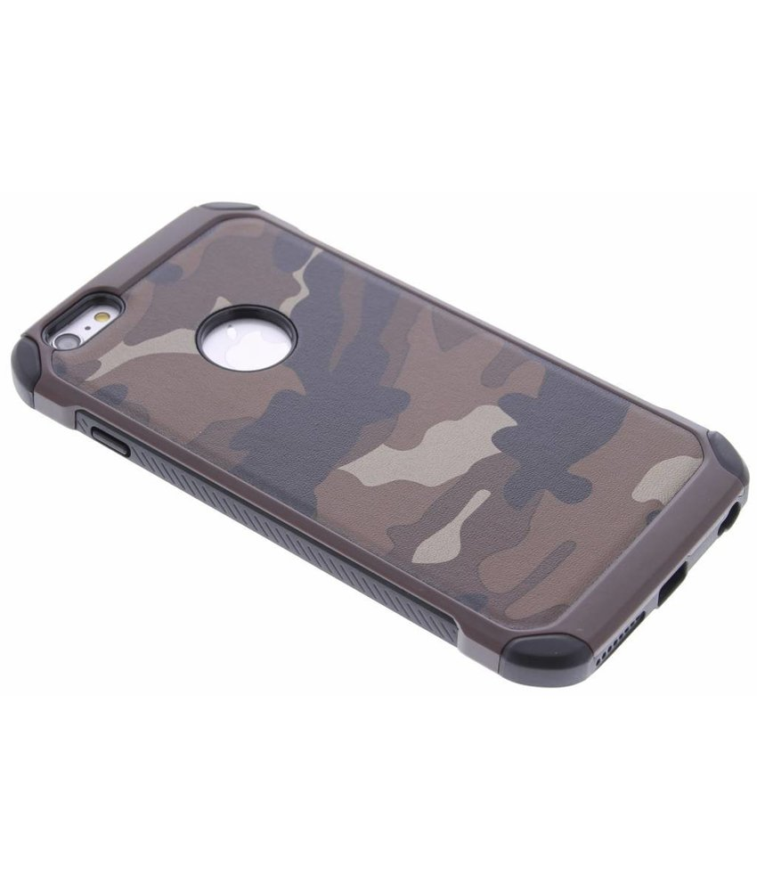 Army defender hardcase hoesje iPhone 6(s) Plus