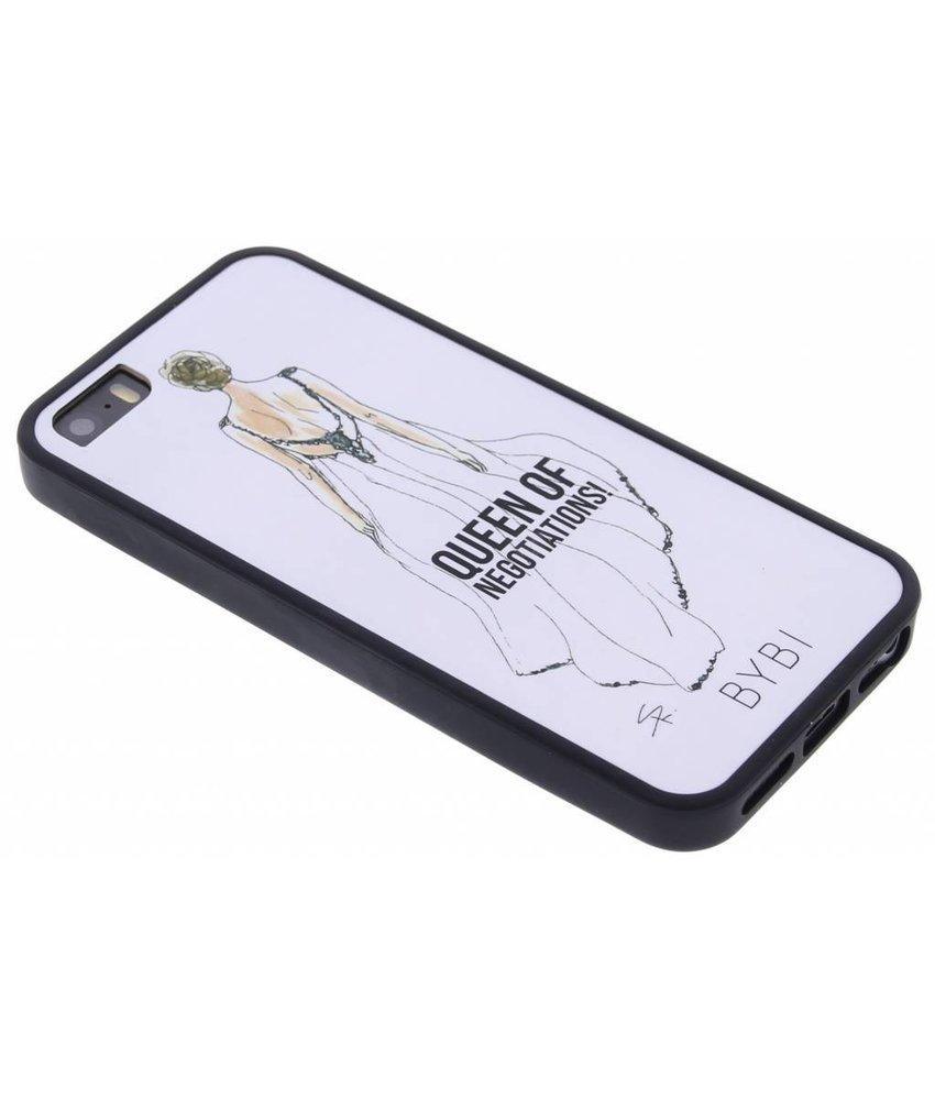 ByBi Queen hardcase hoesje iPhone 5 / 5s / SE