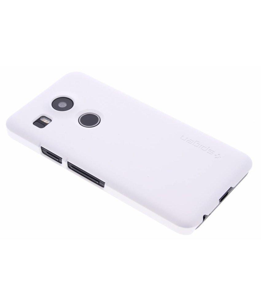 Spigen Thin Fit Hardcase hoesje LG Nexus 5X