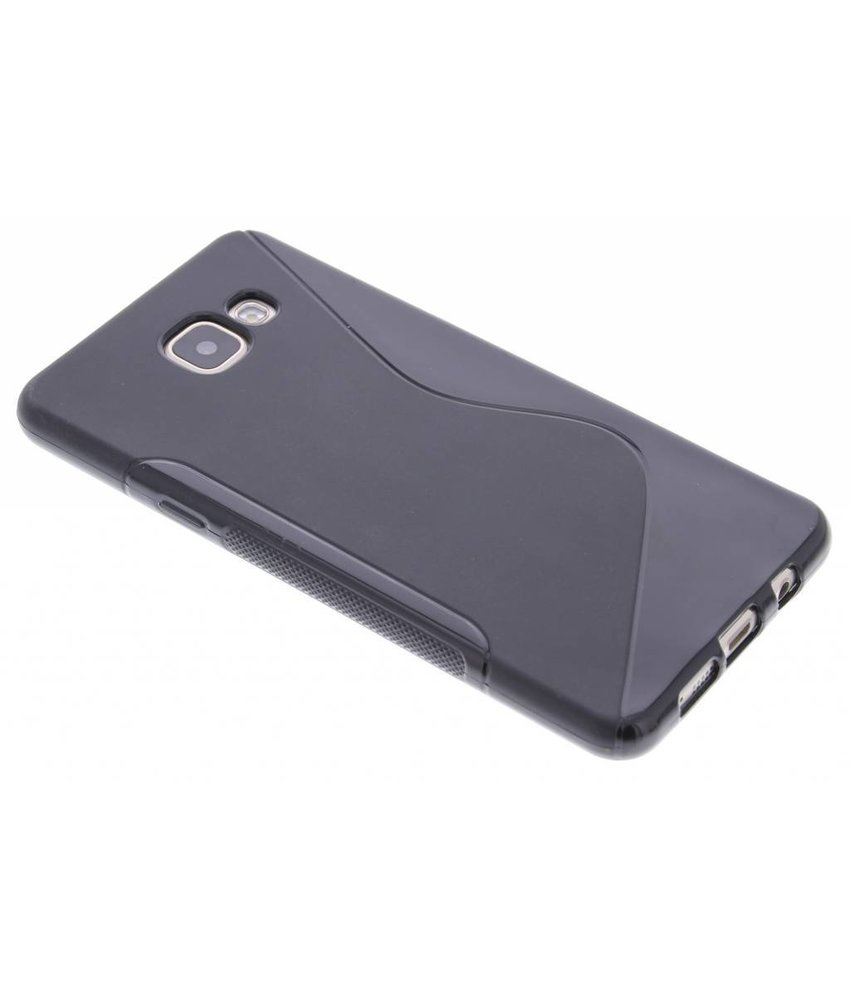 Zwart S-line TPU hoesje Samsung Galaxy A5 (2016)