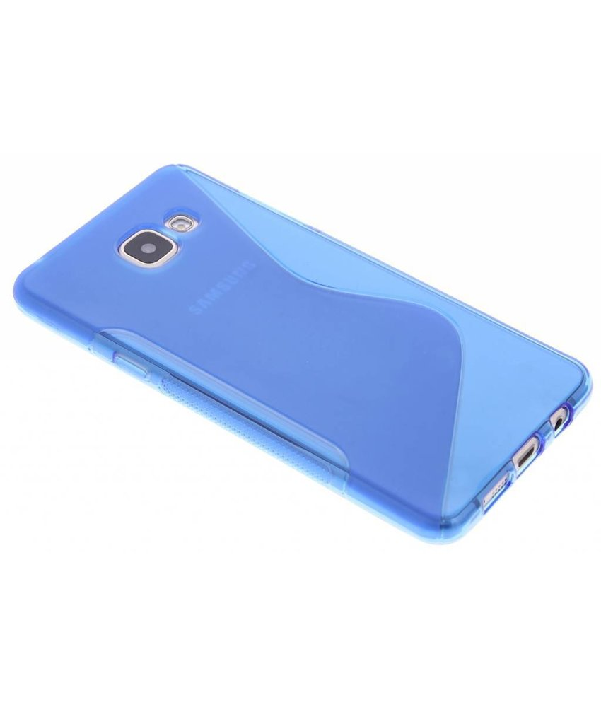 Blauw S-line TPU hoesje Samsung Galaxy A5 (2016)