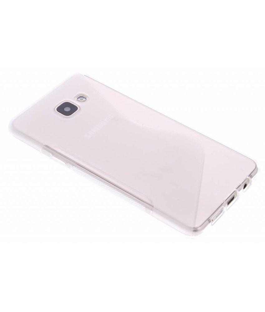 Transparant S-line TPU hoesje Samsung Galaxy A5 (2016)