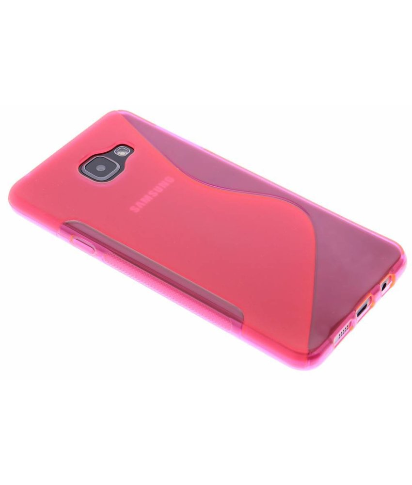 Rosé S-line TPU hoesje Samsung Galaxy A7 (2016)