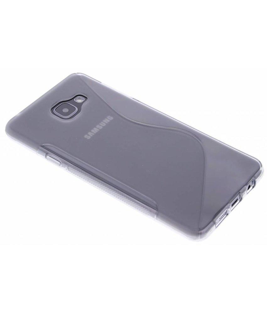 Grijs S-line TPU hoesje Samsung Galaxy A7 (2016)