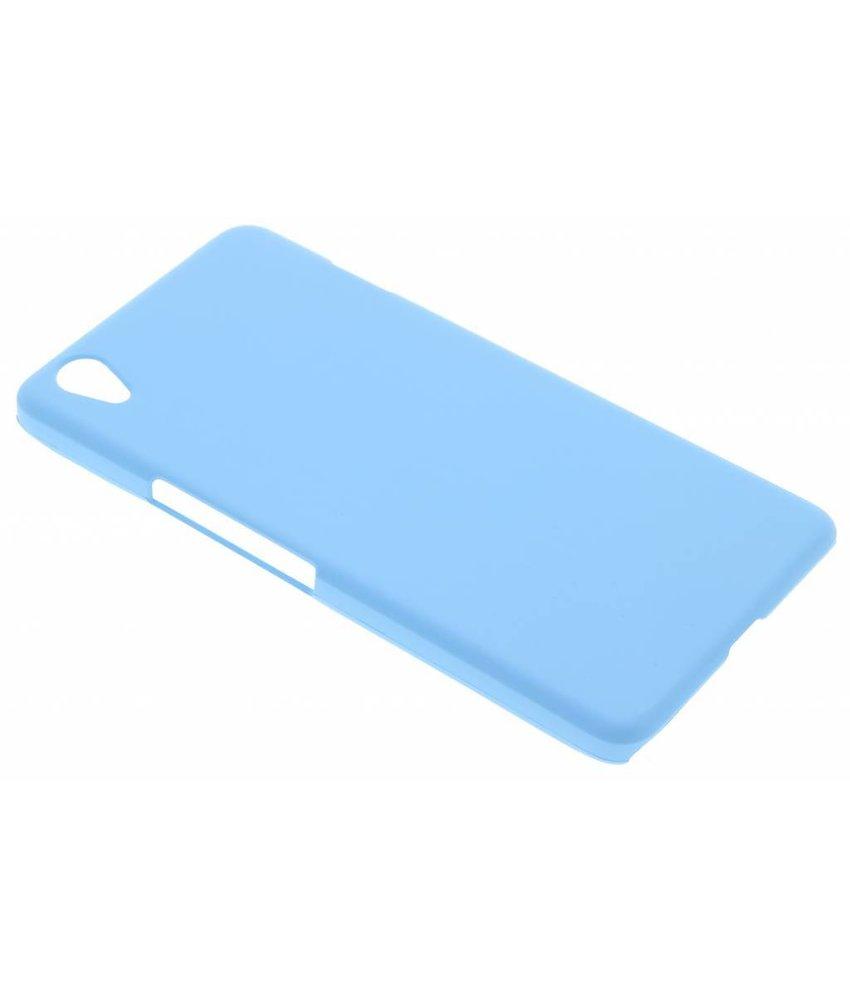 Turquoise effen hardcase hoesje OnePlus X