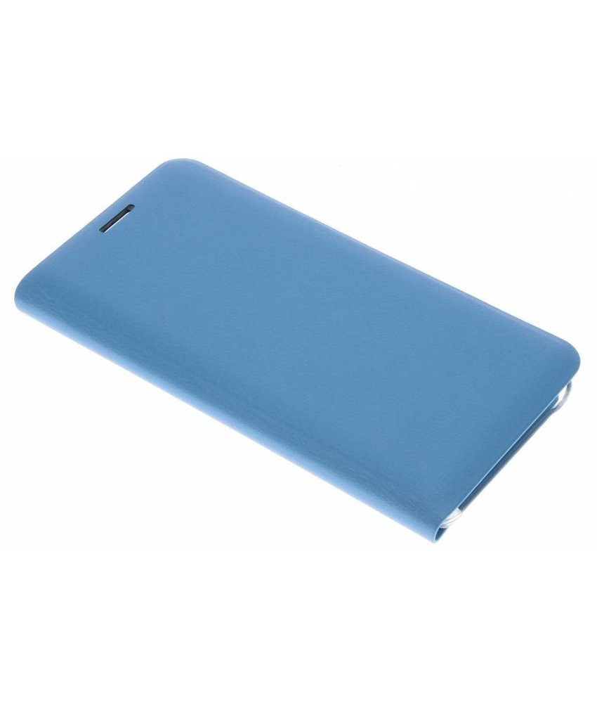 Turquoise slim booktype hoes Samsung Galaxy A3 (2016)