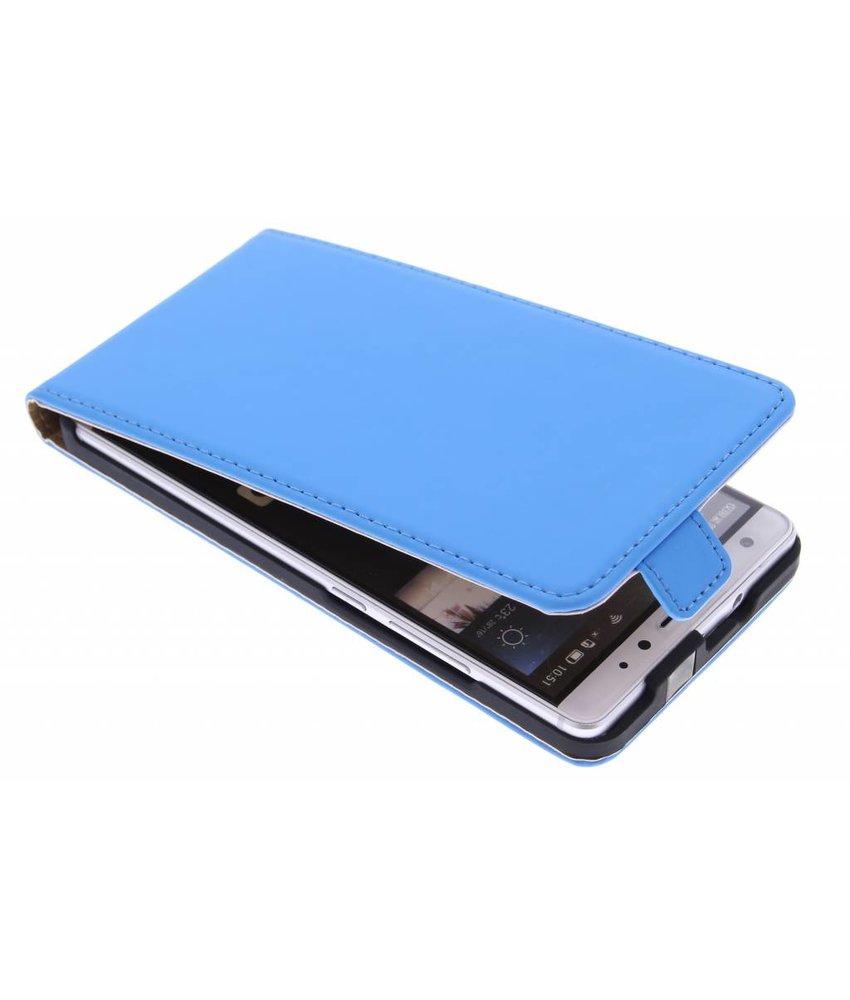 Selencia Luxe Flipcase Huawei Mate S - Blauw