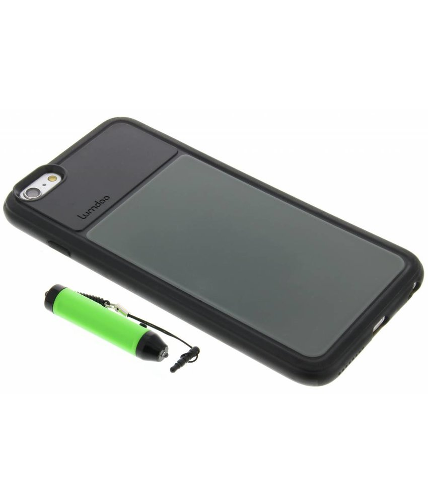 Lumdoo Duo Cover iPhone 6(s) Plus - Legergroen