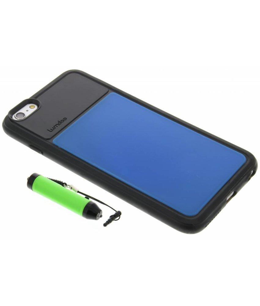 Lumdoo Duo Cover iPhone 6(s) Plus - Blauw
