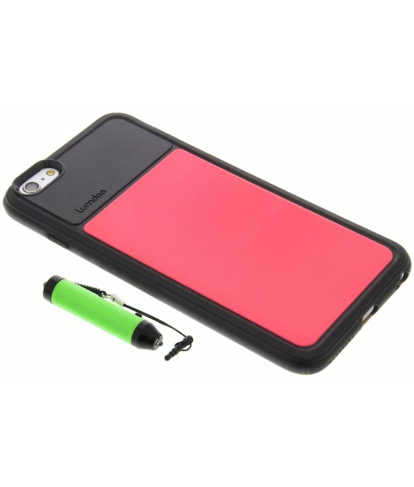 Lumdoo Duo Cover iPhone 6(s) Plus - Roze