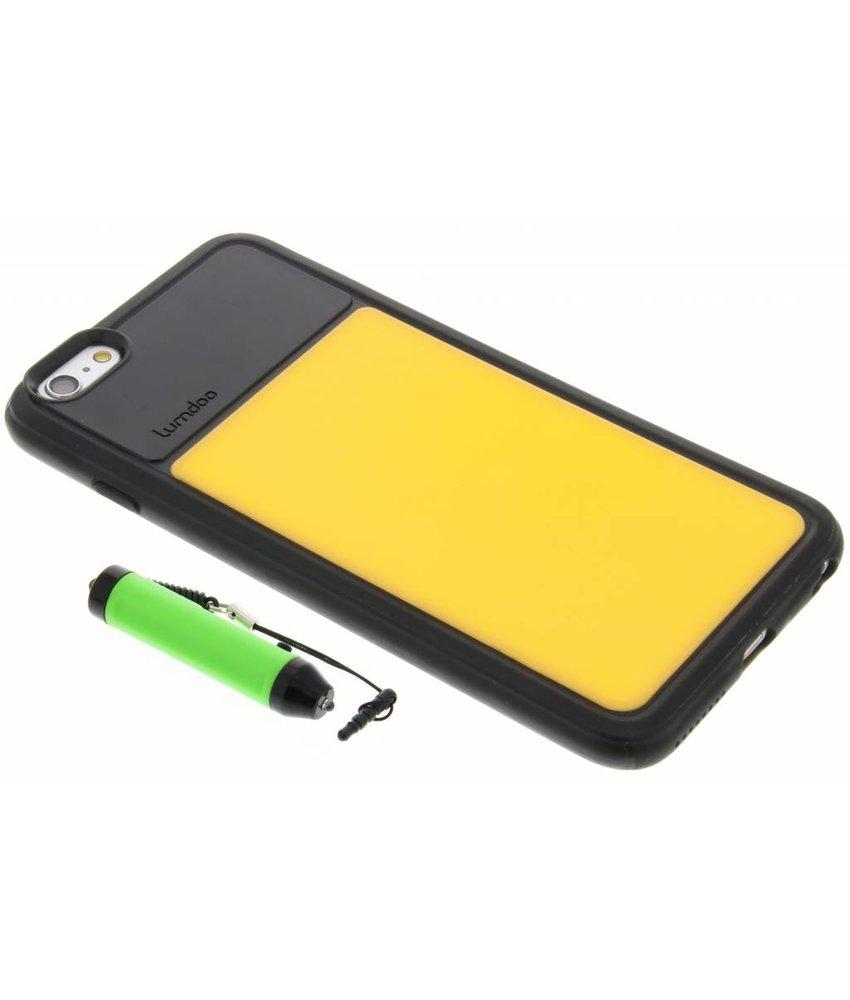 Lumdoo Duo Cover iPhone 6(s) Plus - Oranje