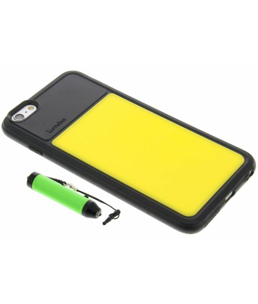 Lumdoo Duo Cover iPhone 6(s) Plus - Geel