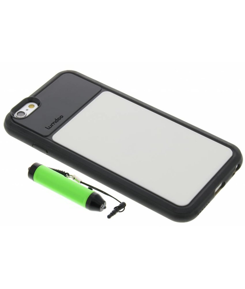 Lumdoo Duo Cover iPhone 6 / 6s - Wit