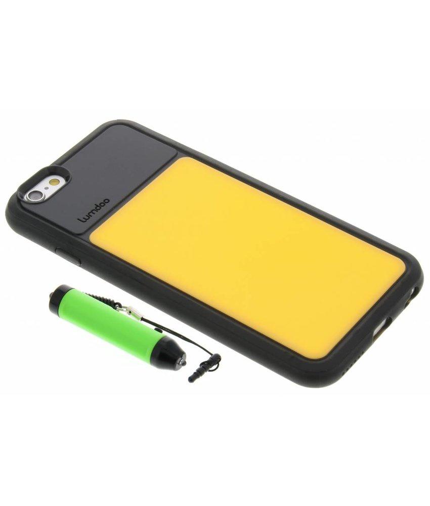 Lumdoo Duo Cover iPhone 6 / 6s - Oranje