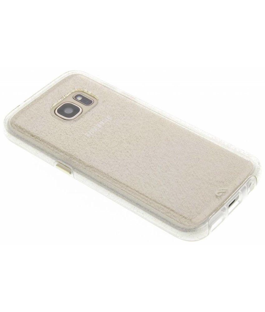 Case-Mate Sheer Glam Case Samsung Galaxy S7 - Champagne
