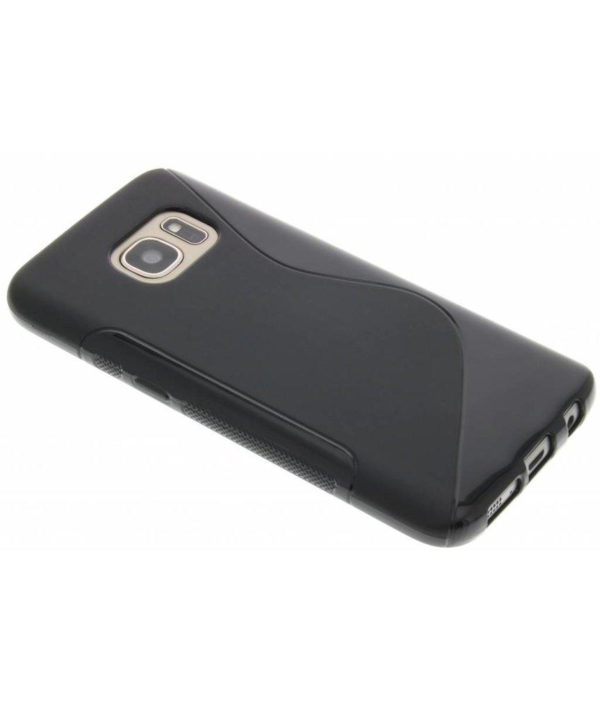 Zwart S-line TPU hoesje Samsung Galaxy S7