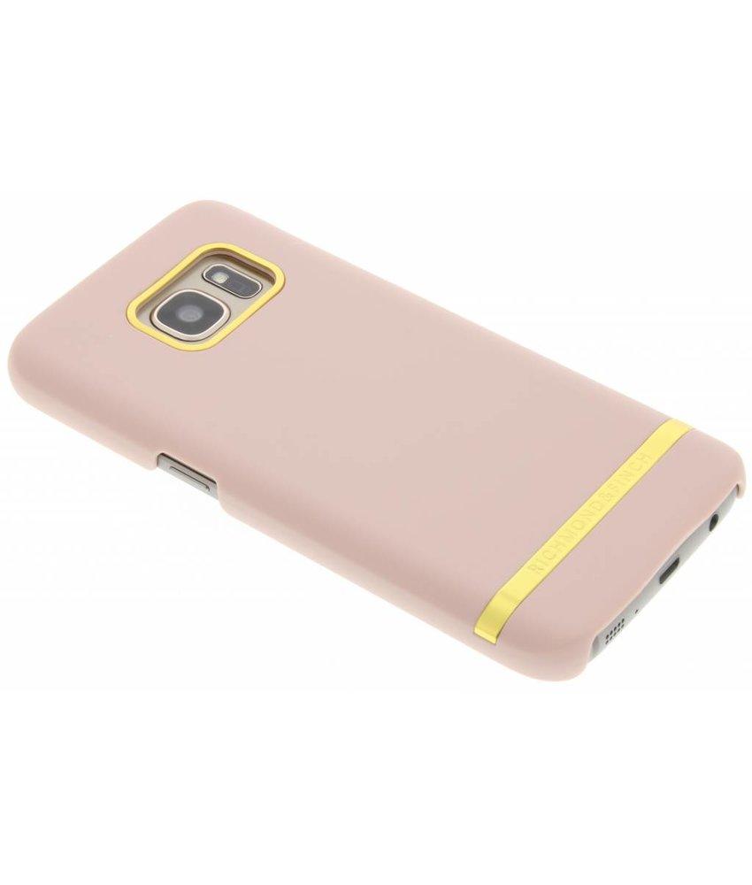 Richmond & Finch Smooth Satin Case Samsung Galaxy S7 - Soft Pink
