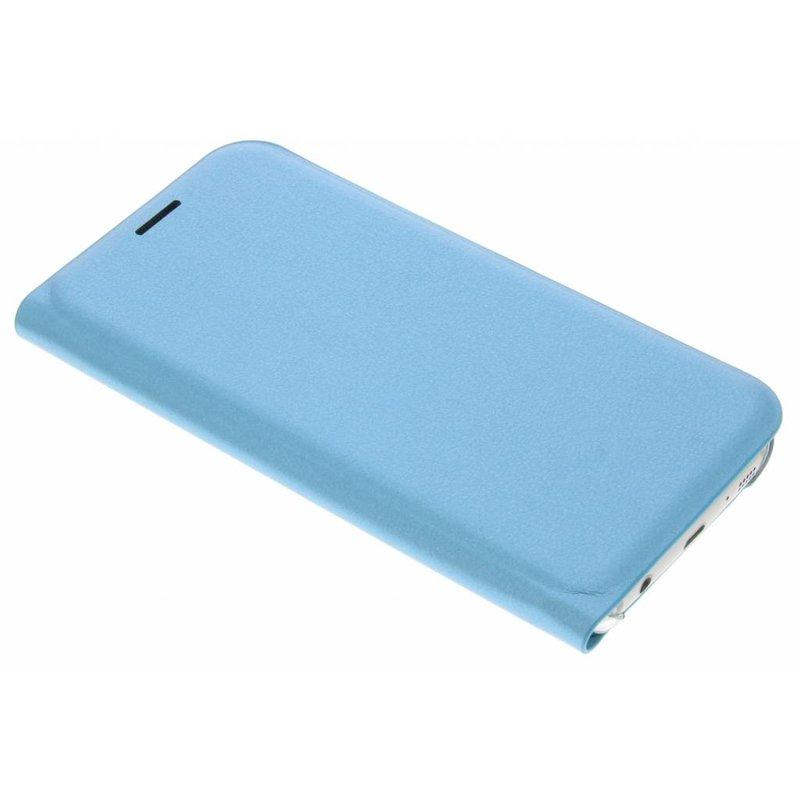 Luxe Turquoise Cas Intelligent De Type Livre Bord De Samsung Galaxy S NUyY1Qza