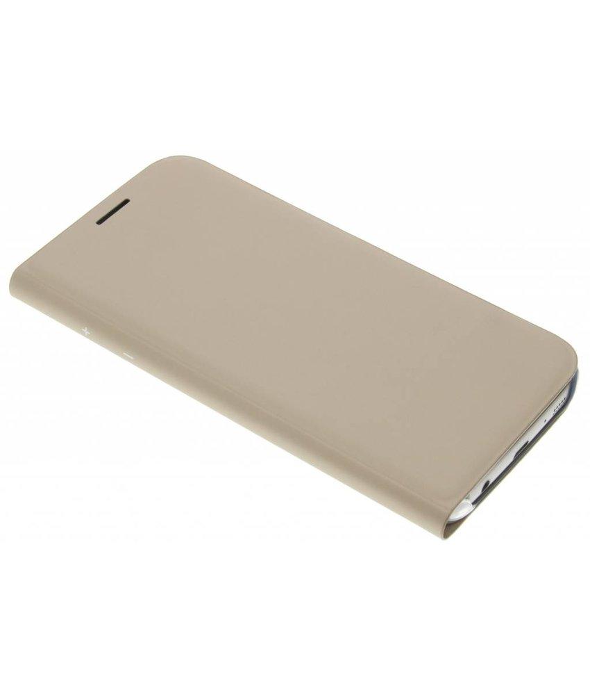 Samsung originele Flip Wallet Galaxy S7 - Goud