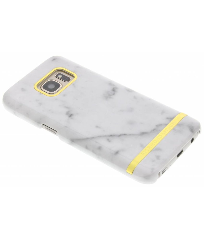 Richmond & Finch Marble Glossy Case Samsung Galaxy S7