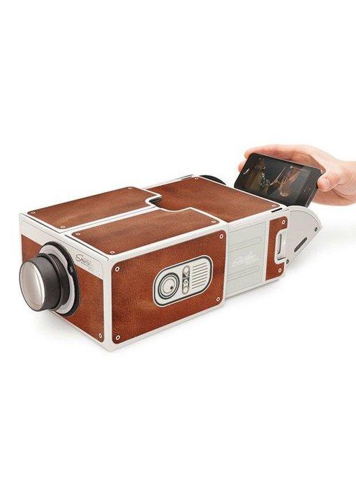 Smartphone Projector 2.0 - Bruin
